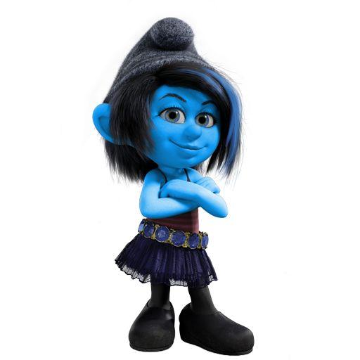 Vexy Smurf- Smurfs Wiki