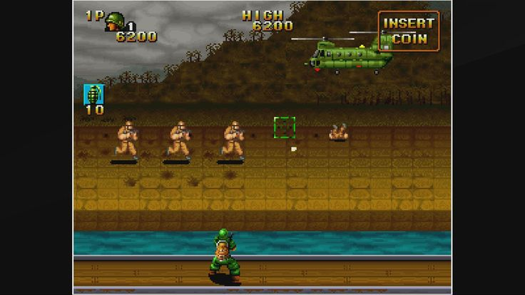 ACA NEOGEO 'Nam 1975 Review ACA NEOGEO 'Nam 1975 was the very first game released for the Neo Geo way back in 1990. But putting it into a category is somewhat tricky; it is a third person shooter, but with a twist. This game then is genesis for the Neo Geo range - but how does it hold up today, 27 years later? http://www.thexboxhub.com/aca-neogeo-nam-1975-review/