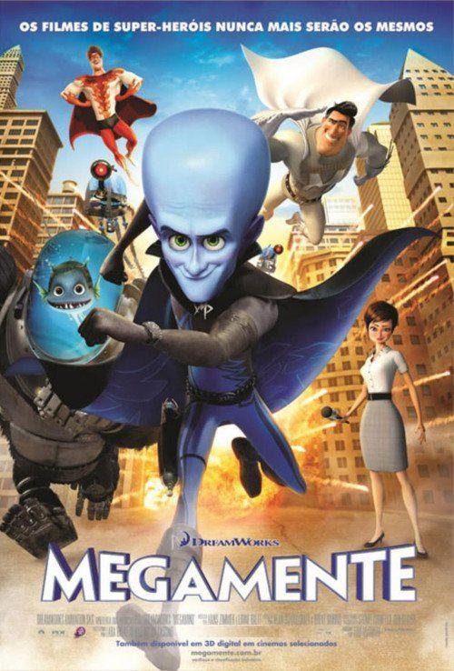 Watch Megamind Full-Movie