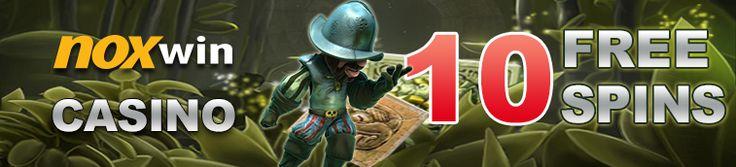 Free Spins Casino: Noxwin Casino – 10 free spins Gonzo Quest no depos...