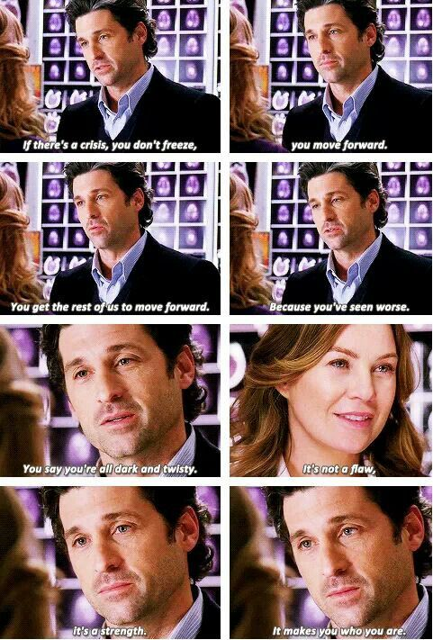 Grey's anatomy - MerDer . Great marriage proposal <3