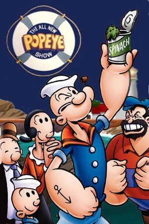 The All-New Popeye Hour - The All-New Popeye Hour is an animated television series produced by Hanna-Barbera Productions and King Features Syndicate. Starring the popular comic strip character Popeye, the s...