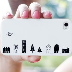 Create an easy and  fun Phone Case with your own design!!