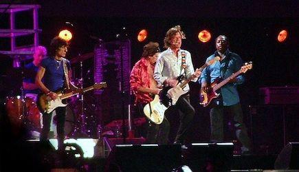 Rolling Stones moeten gouden platen inleveren na dopingonderzoek ;)