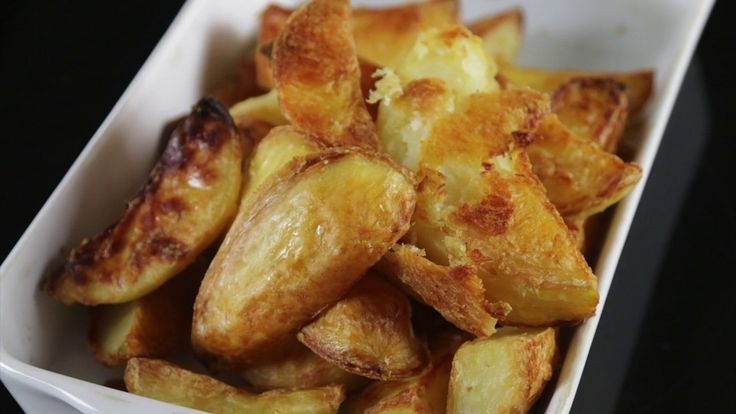 Roast Potatoes with Coconut Oil | Lucy Bee Coconut Oil