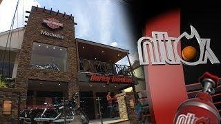 Nueva tienda Harley-Davidson en Medellin.