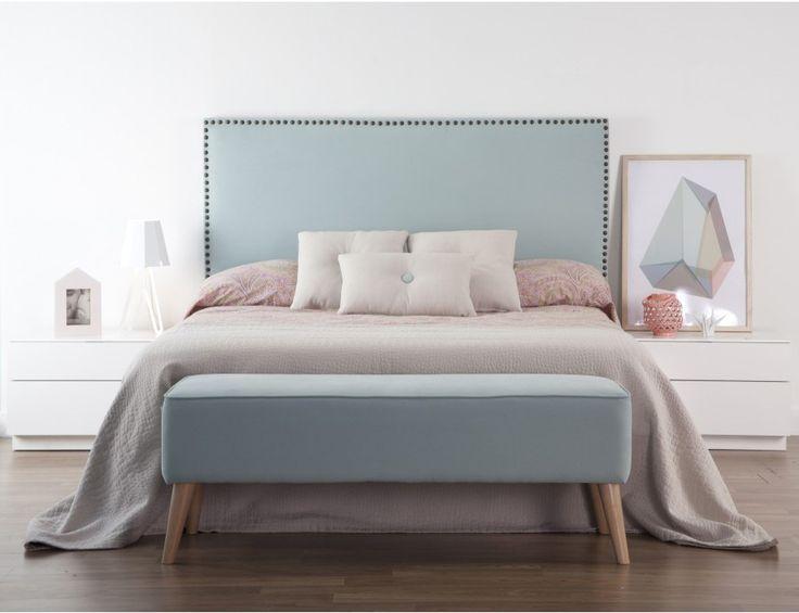 M s de 25 ideas incre bles sobre camas tapizadas en - Cabeceros infantiles tapizados ...
