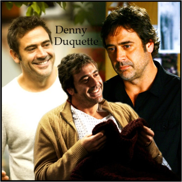 """25/50 Denny Duquette (Grey's Anatomy)"" by productionkid ❤ liked on Polyvore"