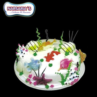 Wanted to commend your dearone's birthday with delightful cakes!!! Narsarias brings awesome cake workmanship collection for giving decisions of cakes.