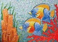 Мозаика из яичной скорлупы (34 фото)