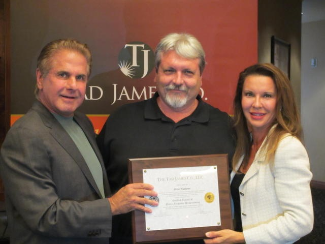 This was our NLP Trainer's Training in Las Vegas with Drs. Tad and Adriana James.   #NLP #NLPTraining #TadJames #AdrianaJames