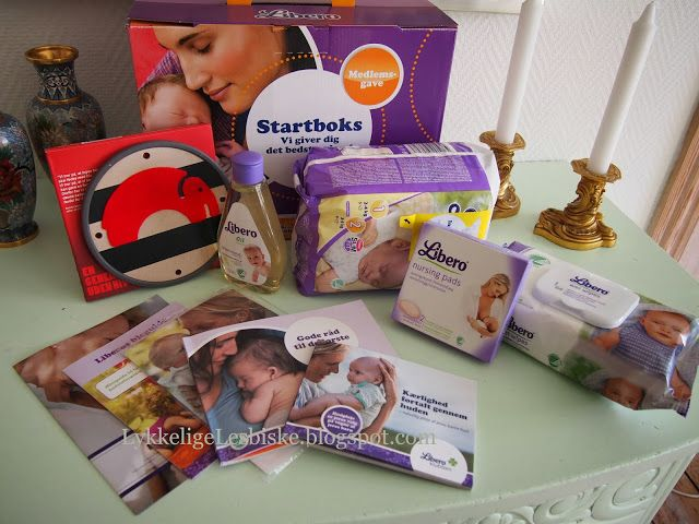 Lykkelige Lesbiske Mødre: Om Babypakke fra Libero