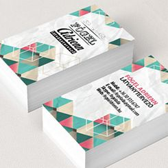 Businnes card design by Design Flotta