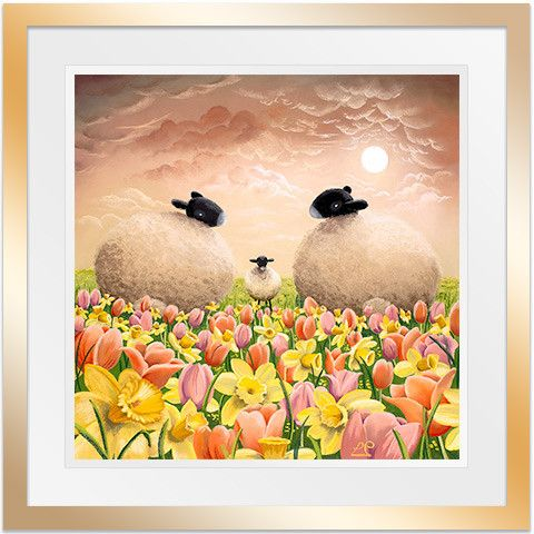 Spring Has Arrived – Lucy Pittaway