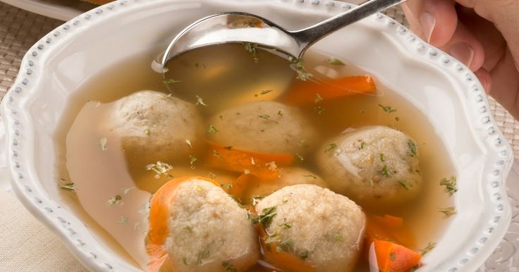 What is a Jewish holiday without Matzo Balls? I cannot wait to try this GF version!