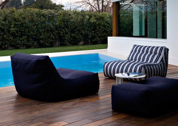 soft lounge chair