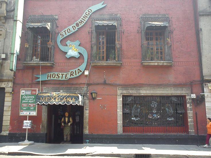 Hostería de Santo Domingo,  established in 1860