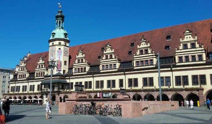 Das alte Rathaus, Leipzig