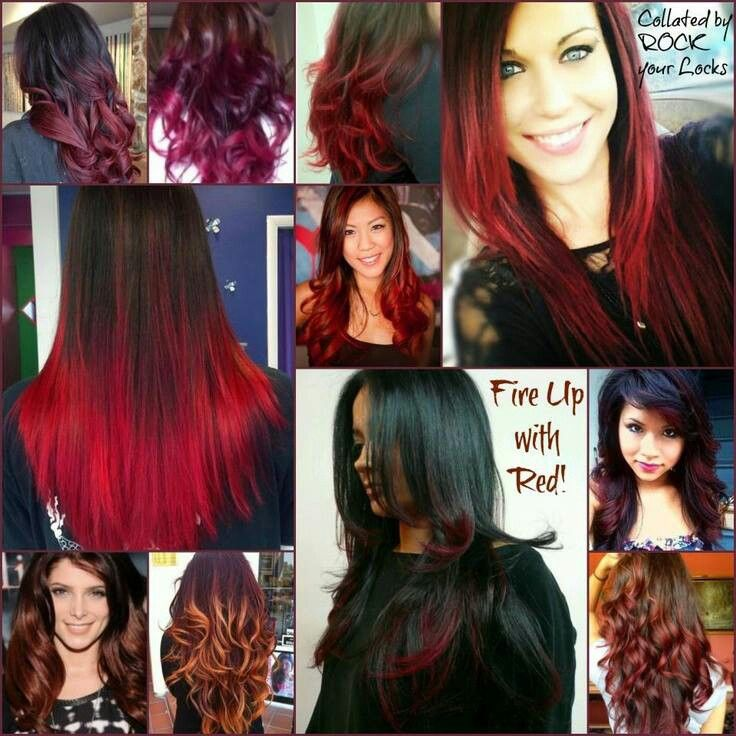 17 Best images about my hair on Pinterest | Brown to red ...