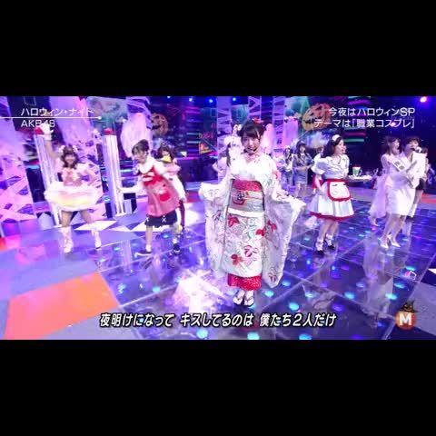 さくらたんの舞子はーん #宮脇咲良#HKT48#Mステ