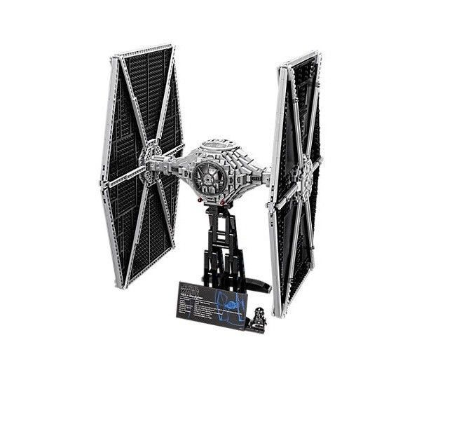 Lego Star Wars TIE Fighter Collector Series Building Toys Set New 75095 #LEGO
