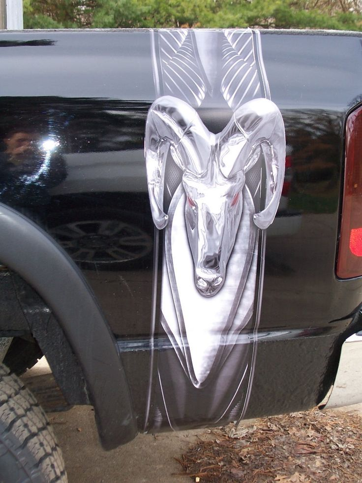 Carbon Fiber WICKED #Ram Bed stripe stripes fit any truck SUV Fit Dodge Ram 1500 2500 3500 by SuperbDecalsLLC on Etsy Ram