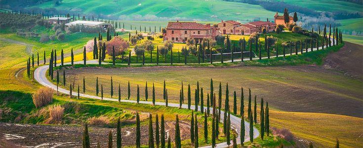30 paisajes de la Toscana que te enamorarán al instante