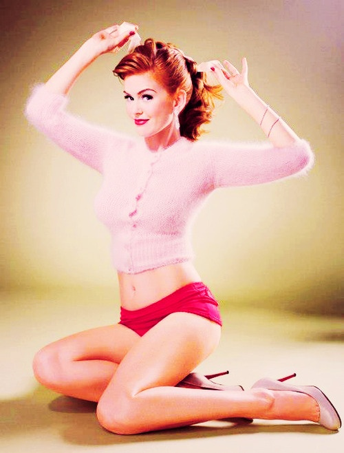 50s pin up makeup - Google Search