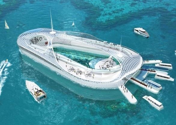 Submarine Hotel, Hainan