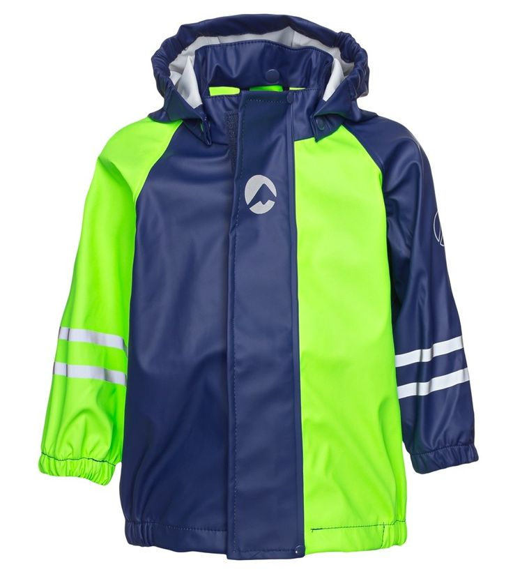 Saule rain jacket is a light and comfortable rain jacket with stretch for increased mobility.