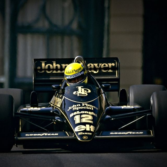 JPS Lotus + Senna