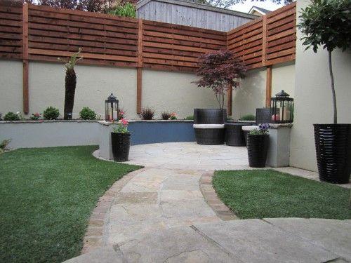 After landscaping garden design pinterest for Back garden design ideas ireland