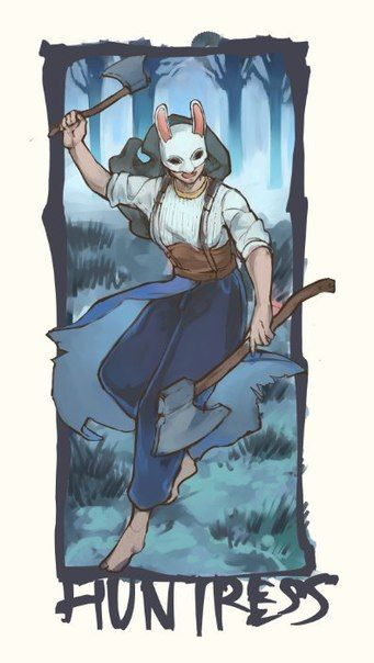 513 best dead by daylight images on pinterest horror - Comment dessiner spirit ...