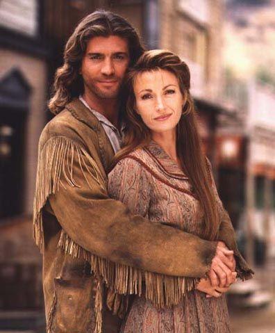 (Joe Lando) Byron Sully (Jane Seymour) Michaela Quinn