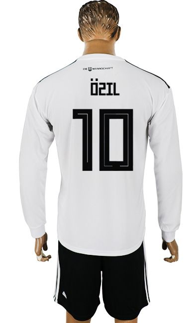 e1a061a13 Germany World Cup 2018 kit OZIL
