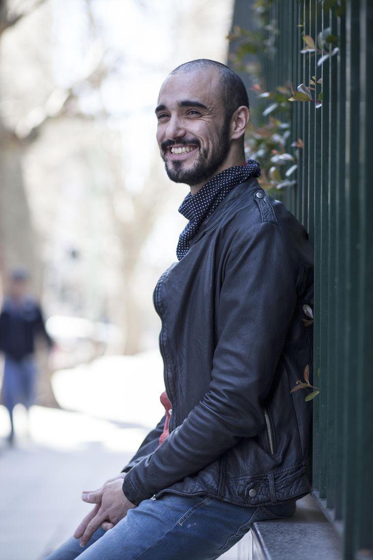 Abel Pintos / Musico Foto Federico Lopez Claro