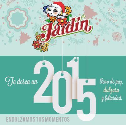 Te deseamos un feliz y próspero 2015. Vivimos contigo la felicidad de la tradición.