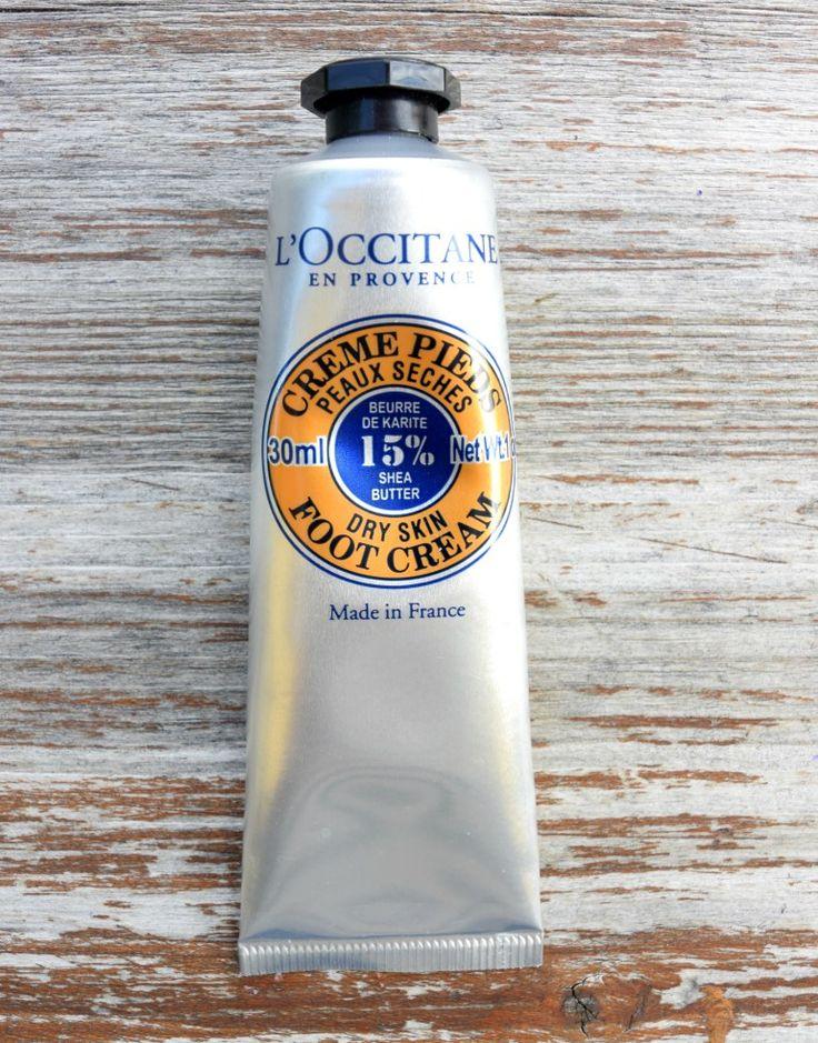 L'occitane foot cream
