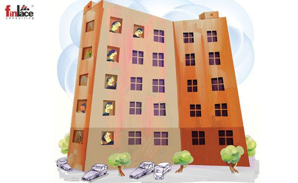 Noida and Greater Noida homebuyers delay shift to new homes due to money crunch.