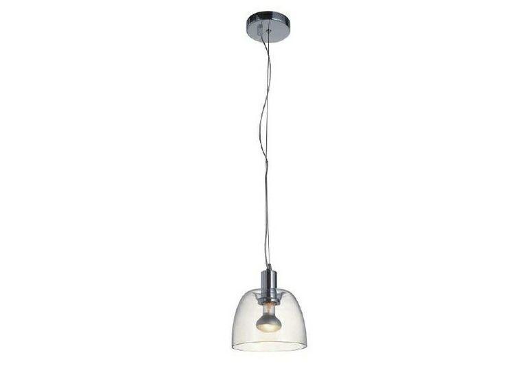 Lampa wisząca PORTO I to nowoczesna lampa wykonana z transparentnego szkła, która sprawdzi się u Państwa w każdym wnętrzu. Nowoczesna stylistyka nada nietuzinkowy charakter zarówno w modernistycznym jak i stylowym wnętrzu.
