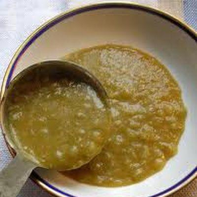 Split Pea Soup (Pressure Cooker) | Recipe | Pork, Keys and Cups