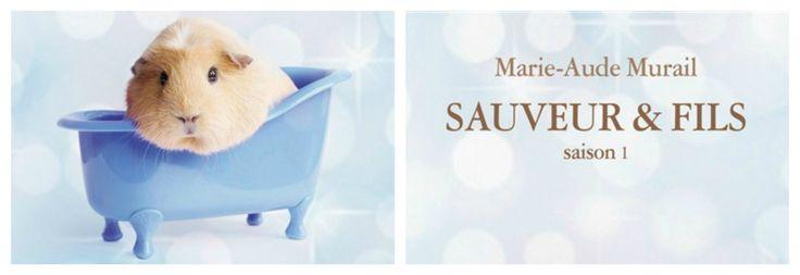 Sauveur & fils – roman pour ado de Marie-Aude Murail http://lesptitsmotsdits.com/sauveur-et-fils-marie-aude-murail/