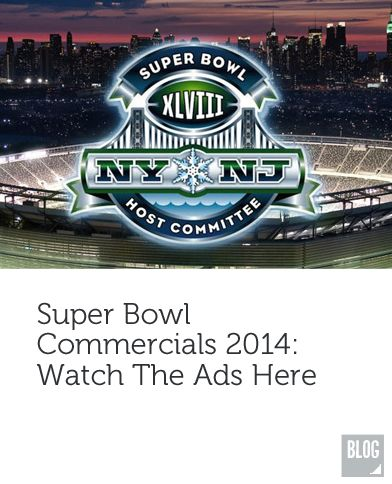 Super Bowl Commercials 2014: Watch all the ads here