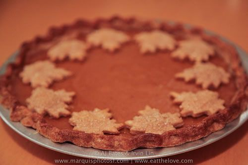Maple Spiced Pumpkin Pie | Recipe | Pumpkin Pies, Pies and Pumpkins