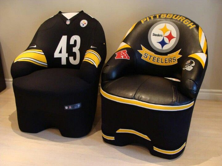Pittsburgh Steelers game chaires