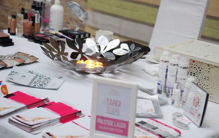 Salon Prestige Laser #beautysalon #wedding #targiślubne