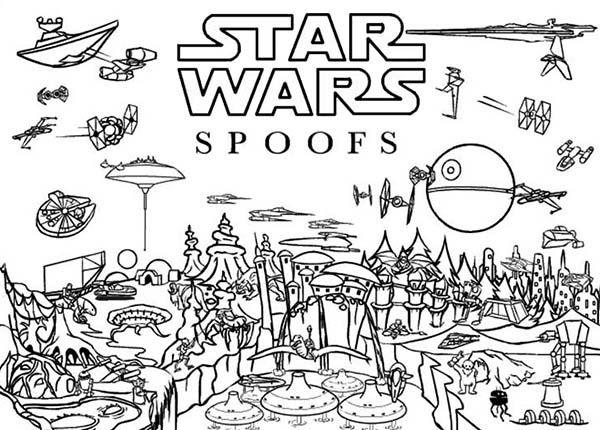 10 mejores imágenes de star wars en Pinterest | Colorear, Colorear ...
