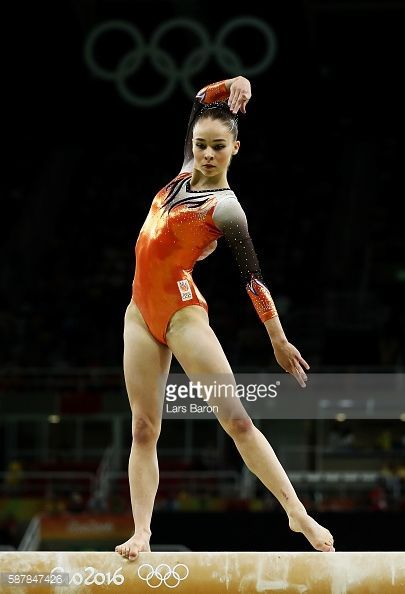 News Photo : Eythora Thorsdottir of the Netherlands competes...