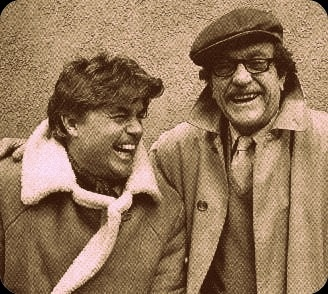 John Irving and Kurt Vonnegut