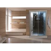Found it at Wayfair - Sliding Door Steam Shower Enclosure Unit
